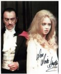 Linda Hayden HAMMER HORROR Confessions - Genuine Signed Autograph 10 x 8 COA 2666